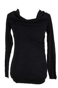 Other Oblige Be277 Cowl Neck Solid Womens Sweater