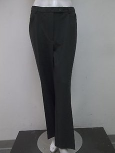 Other Softworks Petites Tab Front Pressed Crease Leg Dress Pants