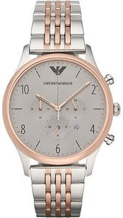 Other Emporio Armani Two-tone Mens Watch Ar1864