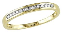 Other 10k Yellow Gold 18 Carat Diamond Fashion Ring Gh I2-i3