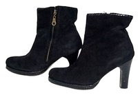 Fashion Ankle Black Boots
