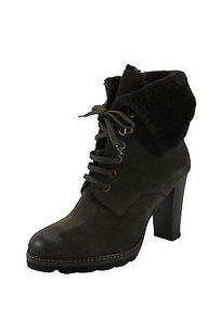 The Seller Fashion Velour mogano Boots