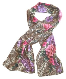 Other Floral & Animal Print Scarf