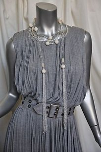 Other Giorgio Armani Vintagecouture Runway Necklace Chokerlong Multi Strand Jewelry