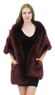 Other Glamour Girl Faux Fur Wrap with Pocket