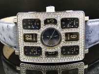 Ice Tek Ct Quintempo I Jacob Benny Joe Rodeo Diamond Watch -