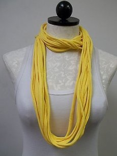 Iram-inal Designs Handmade Scarflace Upcycled Stretch Scarf One Fits All