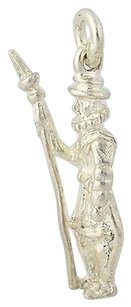 Yeomen Warder Guard Charm - Sterling Silver London England Beefeater Souvenir