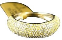 1.0,Ct,10k,Ladies,Yellow,Gold,6,Mm,Wedding,Band,Canary,Real,Diamond,Ring,Band