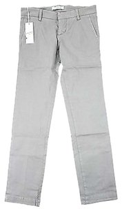 Entre Amis Womens Grey Pants