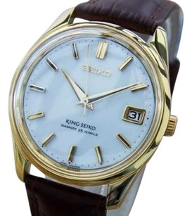 Other King Seiko 4402 8000 Mens Manual Wind Japanese 1970s Vintage Watch U6