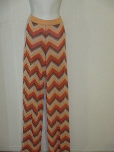 Haute Hippie Chevron Zag Knit Pants