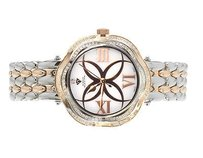 Ladies Aqua Master Two Tone Stainless Steel Genuine .85ct Diamond Watch W342