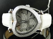 Ladies Jojojoe Rodeo White Jh2 80 Diamonds Watch .75c