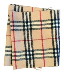 Other Ladies plaid scarf