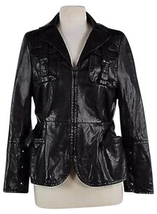 Fiocchi Womens Solid Black Jacket