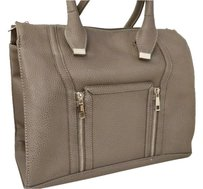 Other Handbag Grain Fashion Tote Satchel in gray