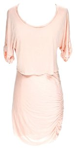 Pink Maxi Dress by Other Longsleeve Modal