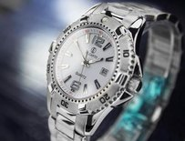 Other Mens Diver 41.5mm El Canto Luxury Stainless Quartz Watch C 2015 J810