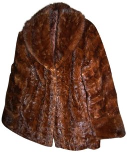 Natural Fur Mink Fur Coat