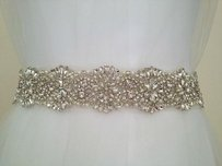 New High Quality Bridal Sash