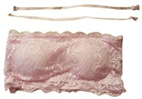 Other Pink Lace Convertible Bralette