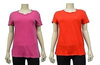 Stateside Fuchsia Pinkred Set T Shirt Pink/Red