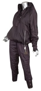 Stella Mccartney X Adidas Womens Purple Nylon Jacketpants Track Suit 8m