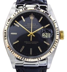 Other Rolex Mens Reference 16013 Quickset Date Luxury Swiss Made Watch 1987 Scx160