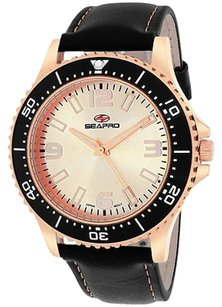 Seapro Sp5314 Mens Watch Rose Gold -