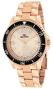 Seapro Sp5414 Womens Watch Rose Gold -