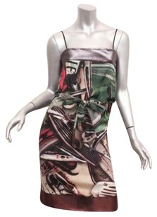 short dress Multi-Color Jean Paul Gaultier Femme on Tradesy