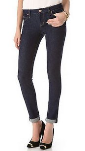 Other Dark Wash Bailley Ankleroll Up Skinny Leg 25 170215 E Skinny Jeans