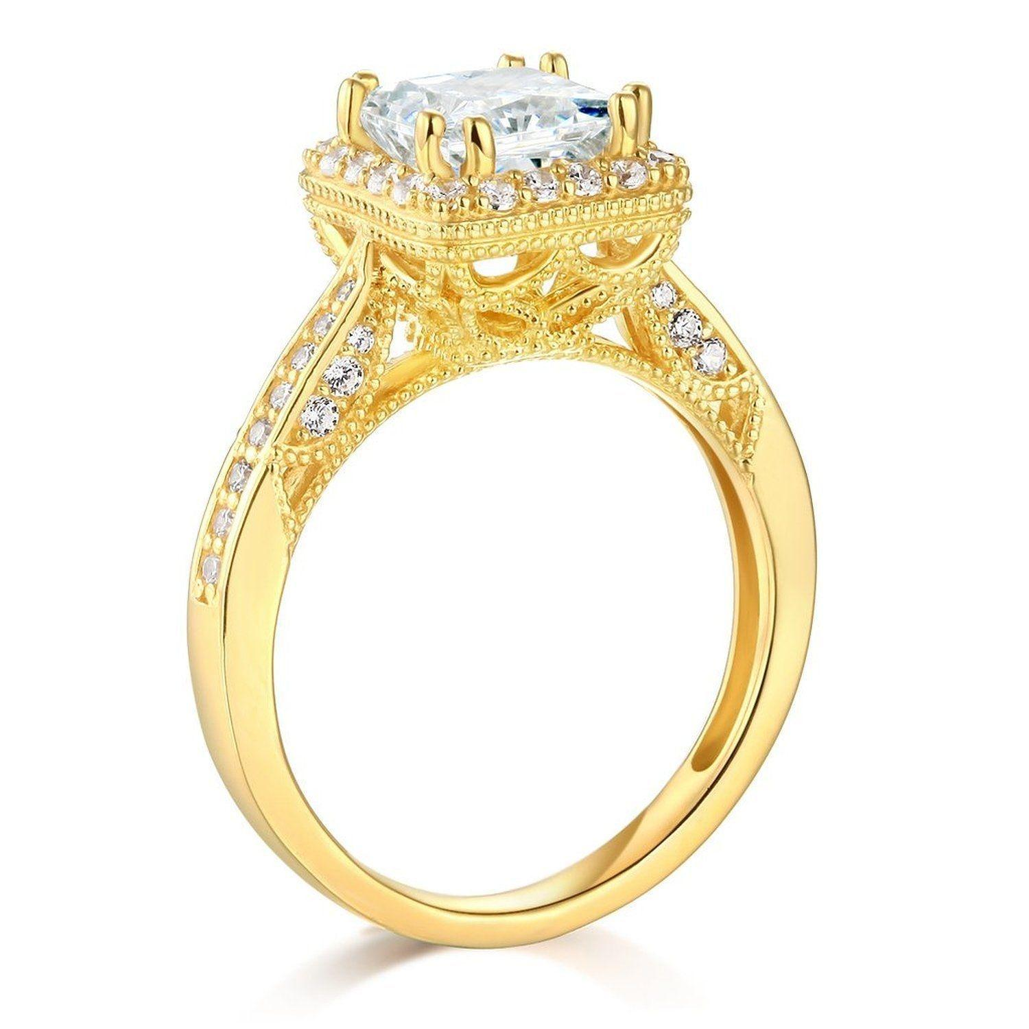 Which To Choose: White Gold Ring Or Yellow Gold?