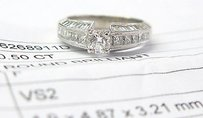 Fine Multi Shape Diamond Engagement Ring Wg 1.70ct
