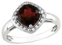 Other Sterling Silver 1 34 Ct Tgw Garnet Fashion Ring