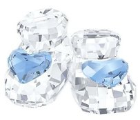Swarovski Baby Shoes Blue - 5108539