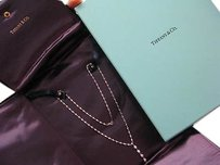 Tiffany Co Platinum Jazz T-drop Diamond Necklace