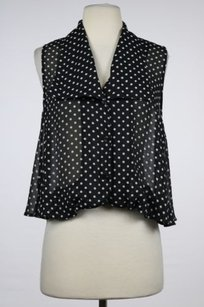 Otis Maclain Womens Top Black