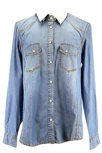 Persona Womens Top blue
