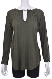 T Los Angeles Womens Top Green