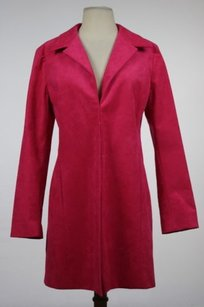 Other Spooner Womens Trench Textured Long Sleeve Casual Jacket Trench Coat