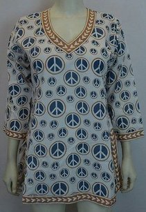 Gretchen Scott Designs 100 Tunic