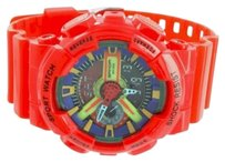 Unisex Wristwatch Red Neon Glow Markers Digital Sports Watch Shock Water Resist