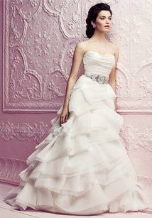 Paloma Blanca 4265 Wedding Dress