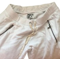 PAM & GELA Relaxed Pants White