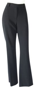 Pamella Roland Stretch Flat Front Career Work Trousers Pants