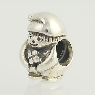 PANDORA Pandora Bead Charm - Sterling Silver 790416 Gnome Retired Ale 925