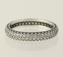 PANDORA Pandora Inspiration Within Ring - Sterling Silver Eternity Band 190909cz