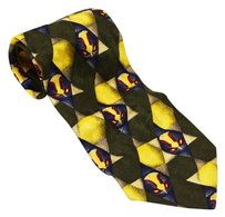 Gucci Authentic Paolo Designed by Paolo Gucci Mens Tie